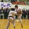 写真:空手道選手権大会